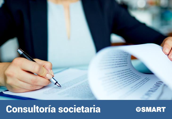 Consultoría Societaria